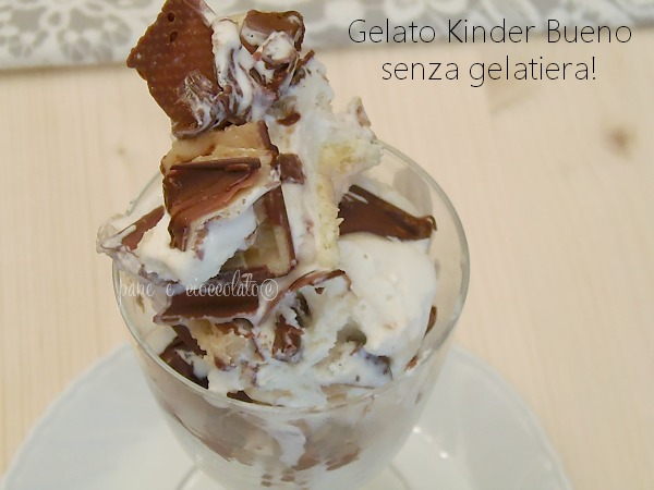 Ricette gelato senza gelatiera