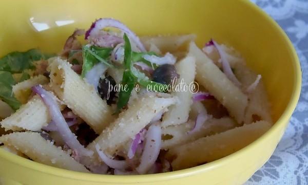 Ricetta Pasta Fredda al Basilico-giallozafferano.it