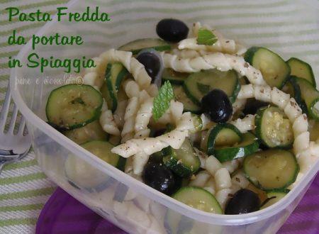 Ricetta Pasta fredda con menta e zucchine
