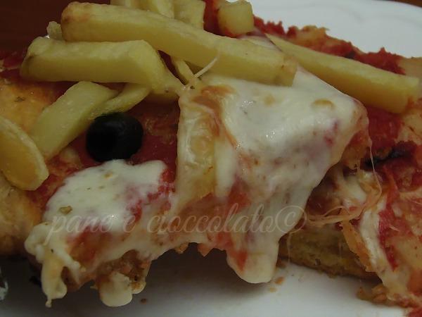 ricetta della pizza