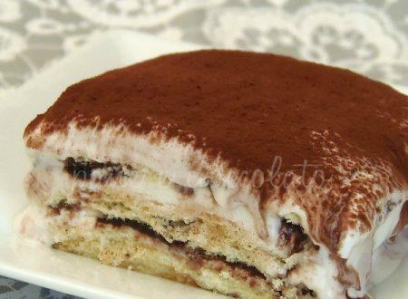 Tiramisu' gelato – ricette con i pavesini
