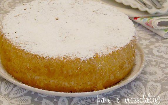 Ricetta Torta Paradiso-GialloZafferano.it