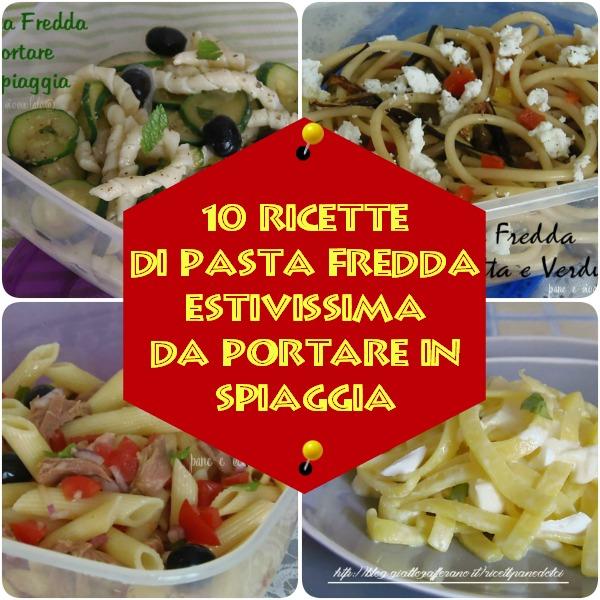 10 Ricette Pasta Fredda da spiaggia-giallozafferano