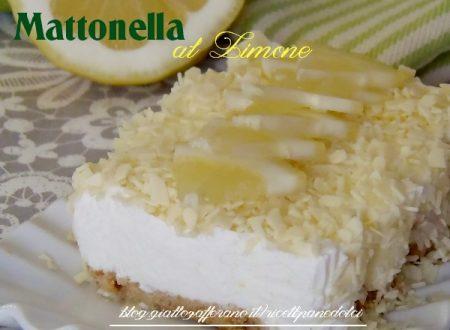 Ricetta Mattonella al Limone Leggera-giallozafferano.it