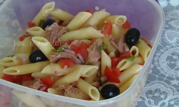 Ricetta Insalata di Pasta Fredda-GialloZafferano.it