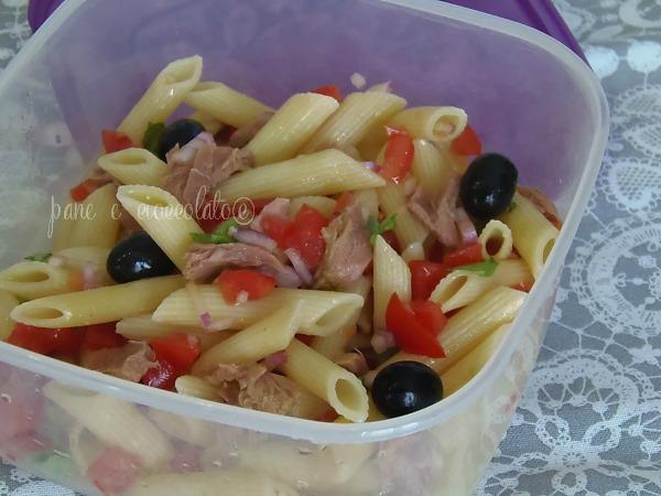 Ricetta insalata di pasta fredda for Ricette culinarie