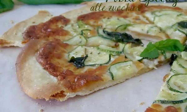 Ricetta Pizza Speedy senza lievito