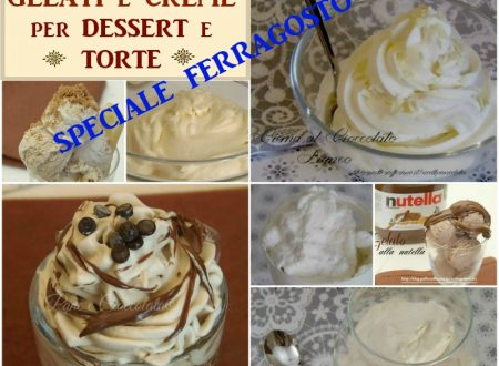 Ricette creme e gelati-giallozafferano