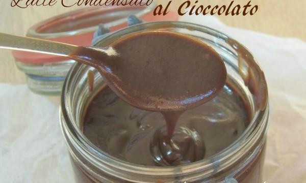 Latte condensato al cioccolato-ricetta-giallozafferano
