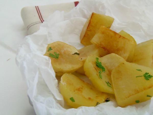 Come fare le patate arrosto croccanti