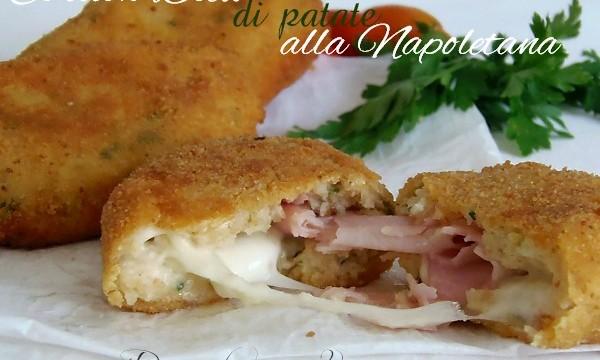Ricetta Cordon Bleu di Patate alla Napoletana