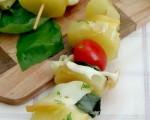 Ricetta Spiedini di Patate filanti-giallozafferano
