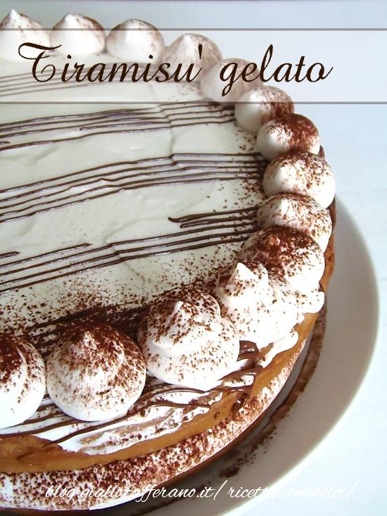 Torta Tirmisu' gelato