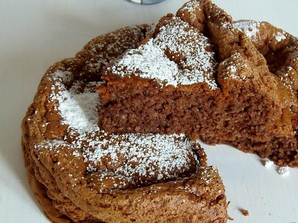 Ricetta torta per colazione dukan