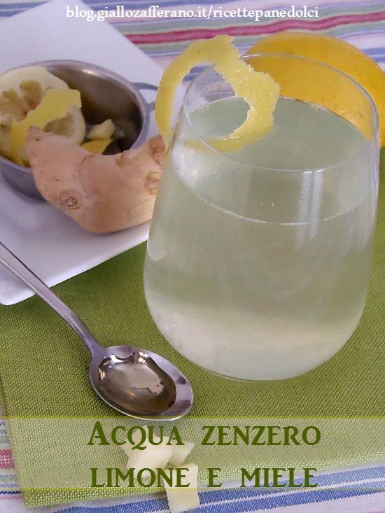 perdere peso con miele e acqua