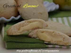 Grisbi' al limone