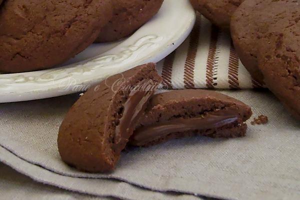 Biscotti Cremosi alla Nutella