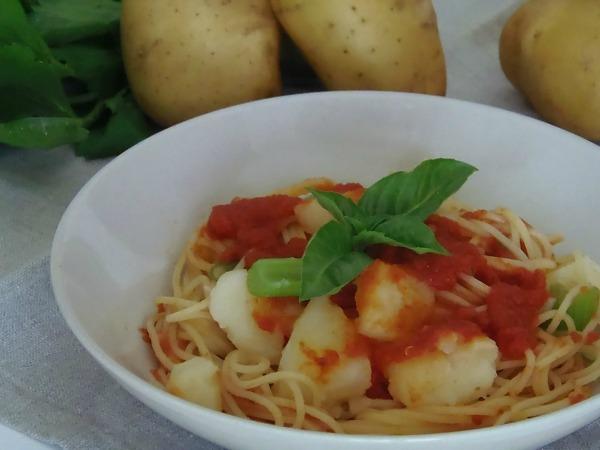 Spaghetti alla Foggiana