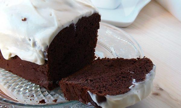 Plumcake alla Ricotta con cacao-Giallozafferano