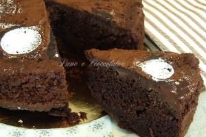 Torta Ciocco Mascarpone soffice e senza burro