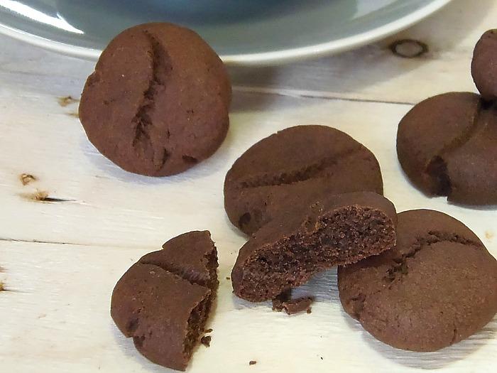 Biscotti Panna e Caffe'