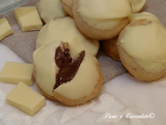 Cremosi al Cioccolato Bianco e Nutella