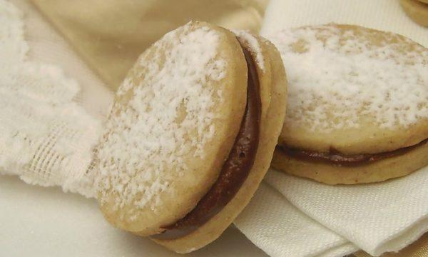 Biscotti Tirabaci alla Nutella