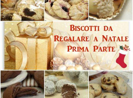 I Biscotti da Regalare a Natale prima parte