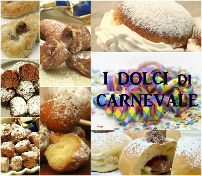 Le Ricette di Carnevale