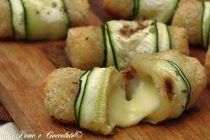 Bocconi di Patate e Zucchine – Zucchini Bites