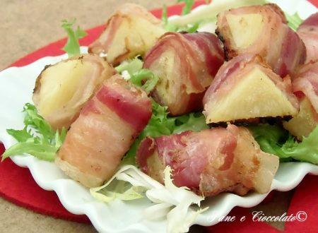 Bocconi Ananas e Bacon due ingredienti