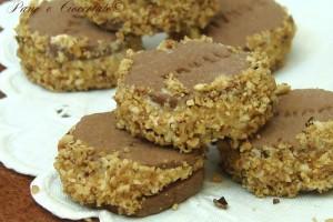 Deliziose al cioccolato da pasticceria