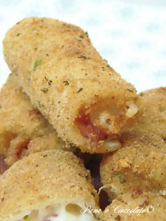 Piadina Roll prosciutto e mozzarella