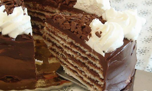 Ricetta Torta Pane e Cioccolato