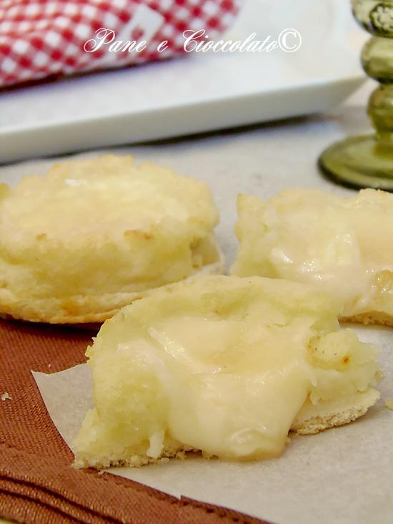 Cestini di patate e mozzarella facili con pochi ingredienti