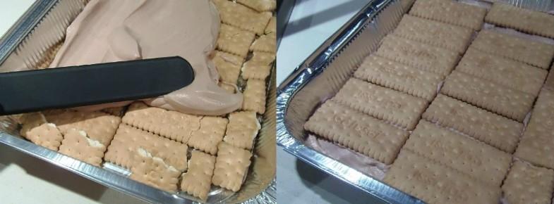Torta Millebiscotti