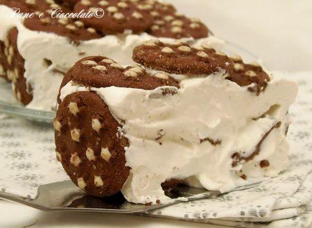 Mattonella fredda biscotti e nutella