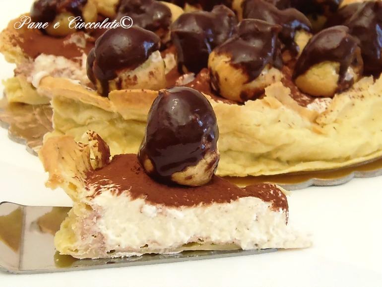 Torta Bigne
