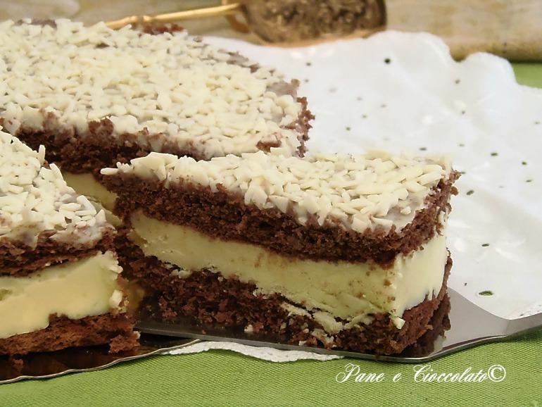 Torta stregata con crema alla strega - Bagno per torte senza liquore ...