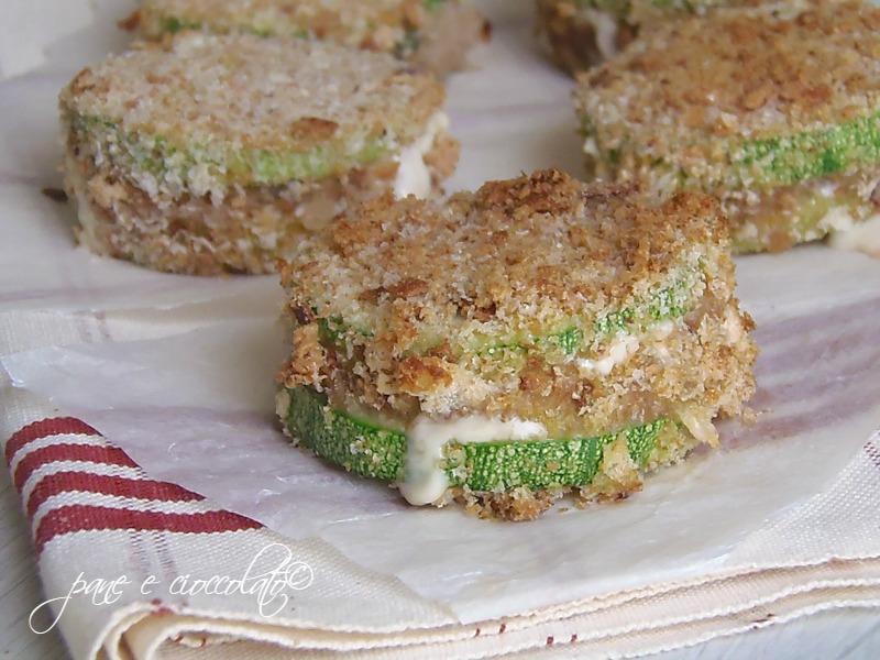 Bocconi di Zucchine Filanti