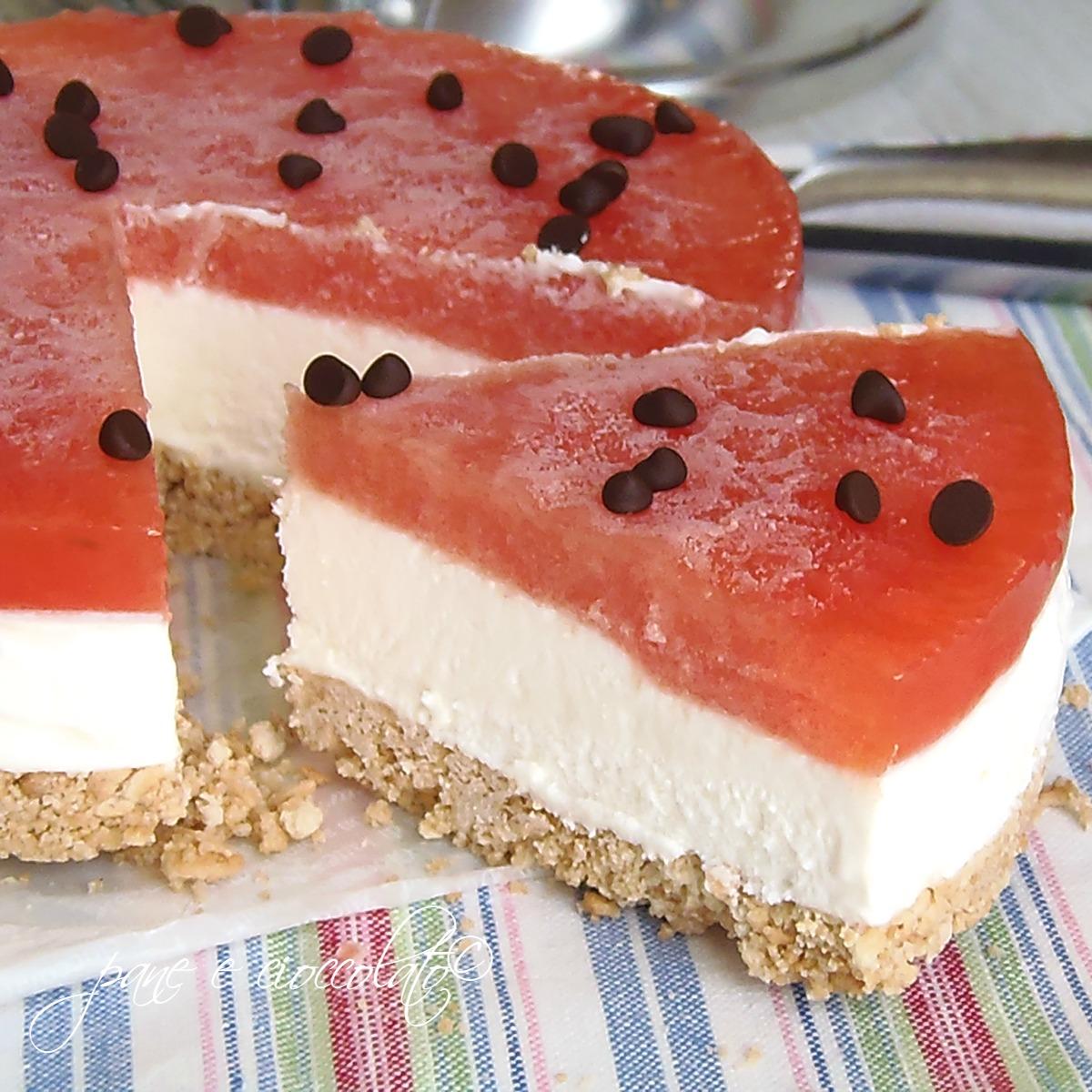 I dolci freschi di ferragosto raccolta 10 ricette facili for Case di tronchi freschi