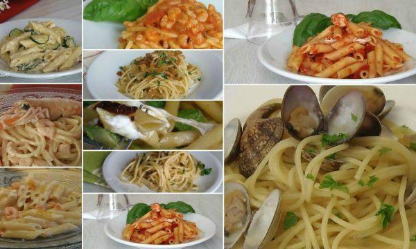 Raccolta Pasta 10 ricette economiche