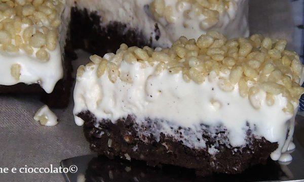 Torta Croccantina versione fredda