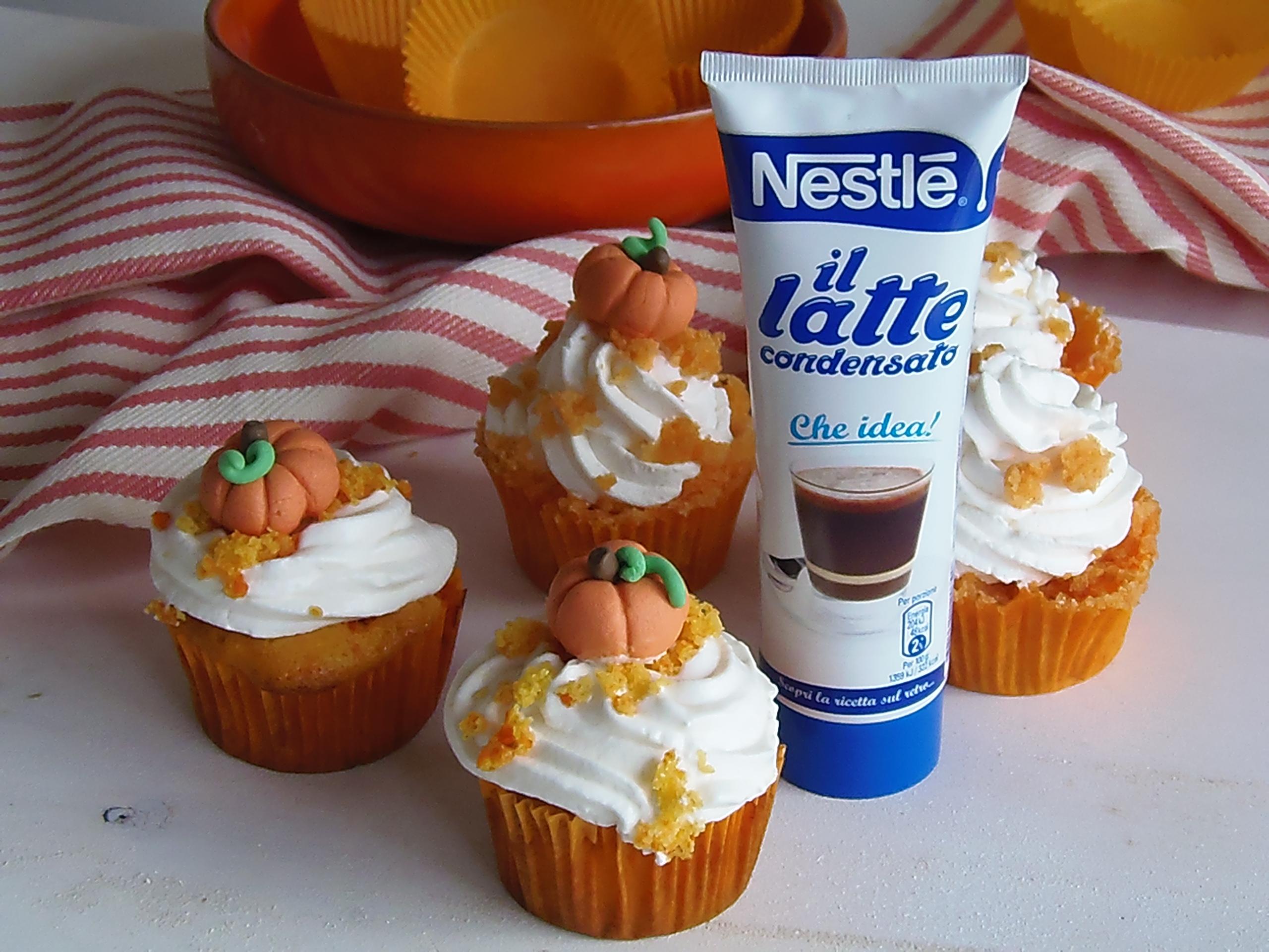 Preferenza Cupcake alle Carote e latte condensato UF36