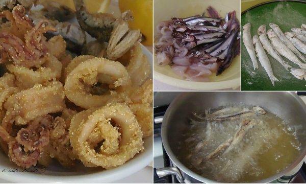 Come friggere il pesce senza farlo diventare molliccio