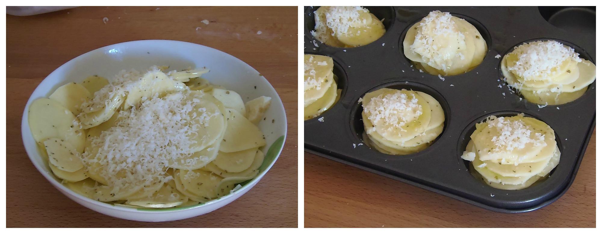 Rose di patate 1 ingrediente principale