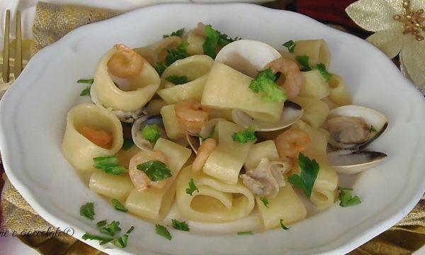 Ricetta Calamarata