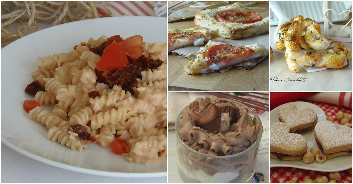 Menu di cena romantica fatta in casa facile e veloce - Idee cena romantica a casa ...