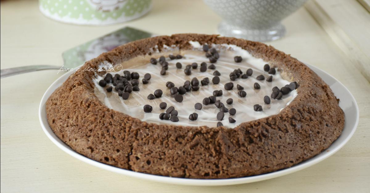 torta tre veli cioccolato