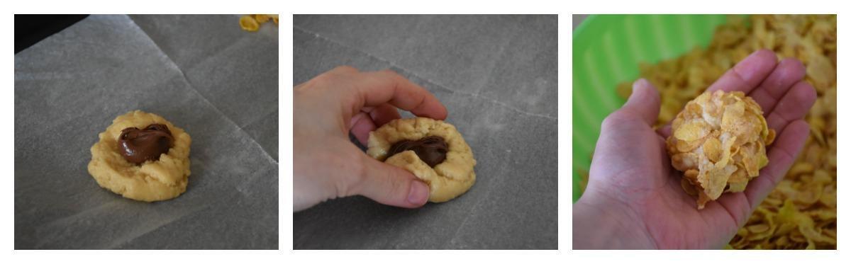 collage biscottinutella